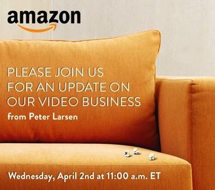 amazon video event