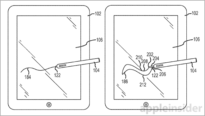 apple styuls patent