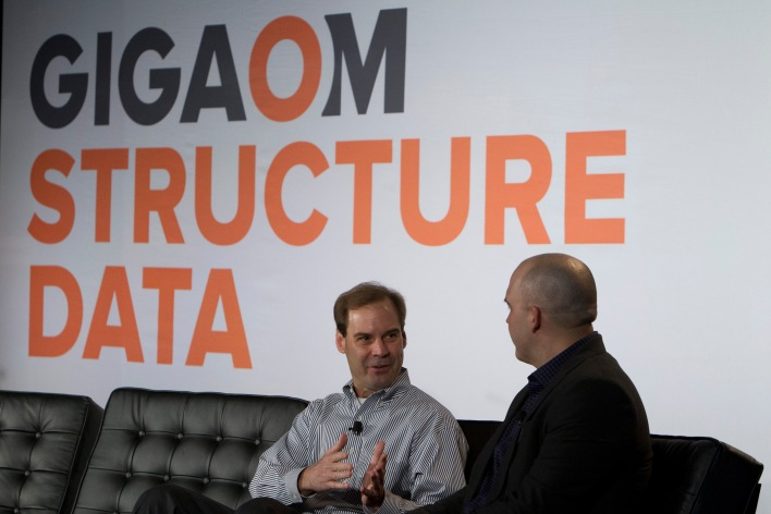 Rob Bearden, CEO, Hortonworks Structure Data 2014