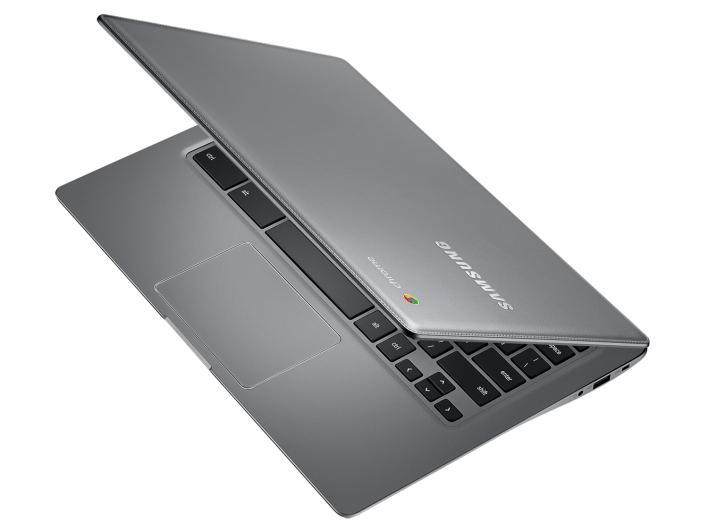 Chromebook2 open