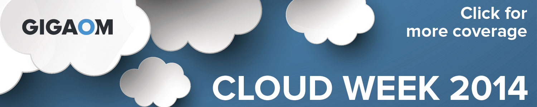 Cloud Week 2014 ticker