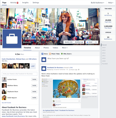 FacebookPagesRedesign