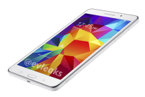 Galaxy Tab 4 white