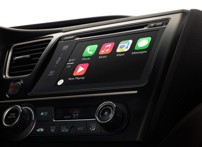 Apple isn't going to take over your dashboard, but it will make it a lot easier to get apps into your car