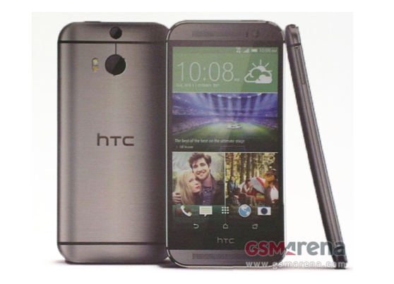 HTC One leaked ad