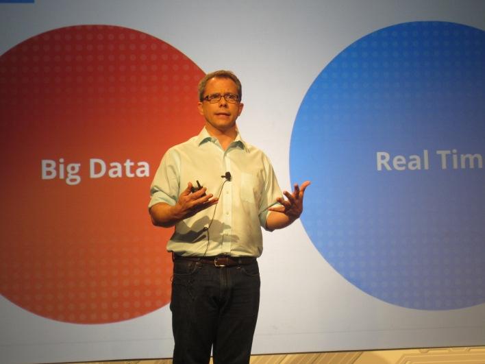 Greg DeMichillie, director of product management, Google.
