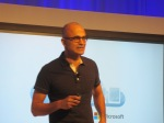 Nadella to analysts: I'll be back (on the earnings call)