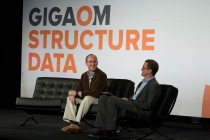 Justin Kosslyn, product manager Google Ideas, and Patrick Keefe, staff writer The New Yorker, Gigaom Structure Data 2014