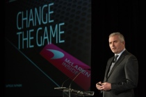 Geoff McGrath, managing director of McLaren Applied Technologies, Structure Data 2014