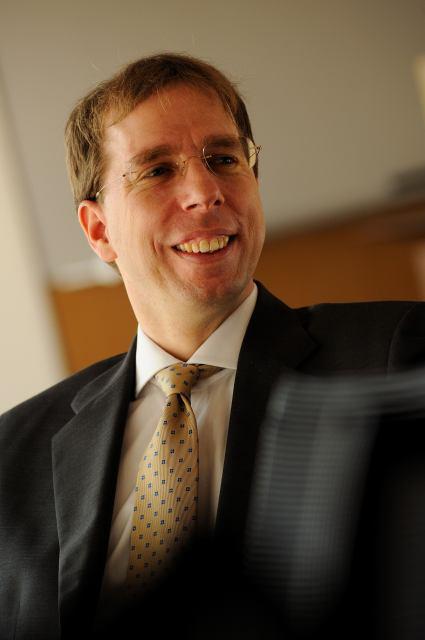 ownCloud CEO Markus Rex.