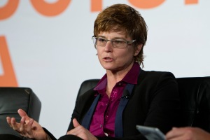 Ramona Pierson, co-founder and CEO of Declara, at Structure Data 2014