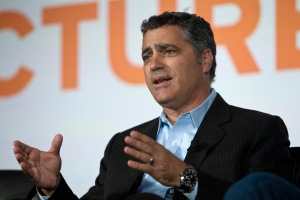 Tom Reilly, CEO of Cloudera, at Structure Data 2014