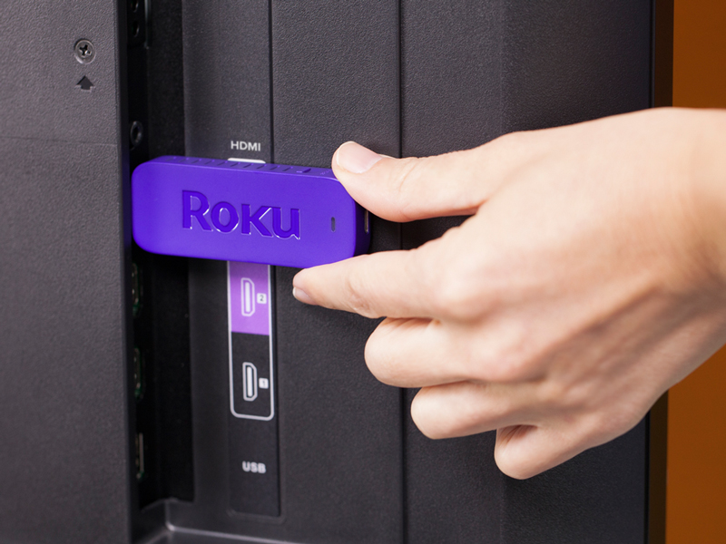 Roku Streaming Stick HDMI Version_Plugin