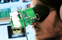 Altergaze virtual reality goggles