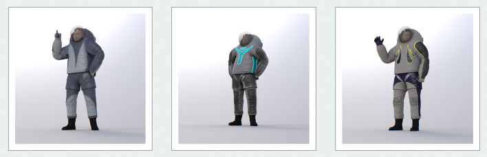 Z-2 spacesuit