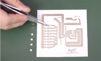 AgIC Print circuit printer