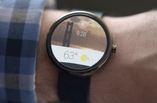 Android Wear watch