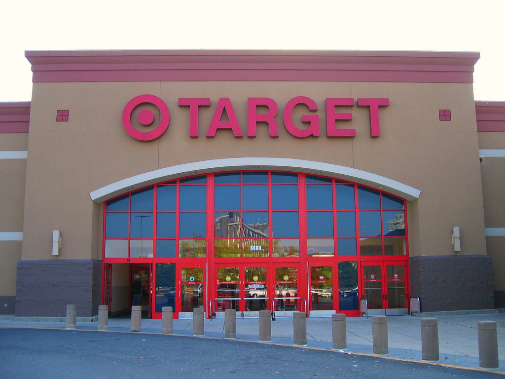 With its breach and its targeting of a pregnant teens, Target is the ultimate example of what can go wrong with data. Source: Flickr user j.reed.