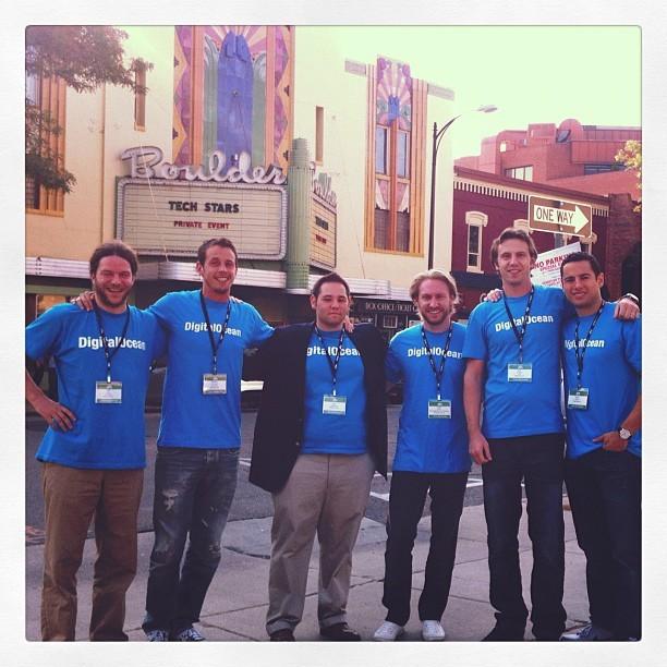 DigitalOcean team