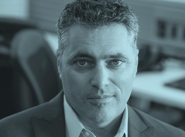 Cloudera CEO Tom Reilly.