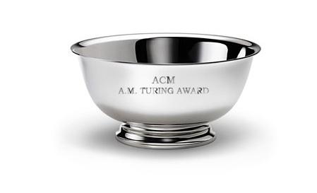 turing prize