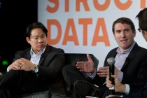 Colin Mahony, VP and GM HP Vertica, Bruce Yen, Director of Business Intelligence Guess, Structure Data 2014