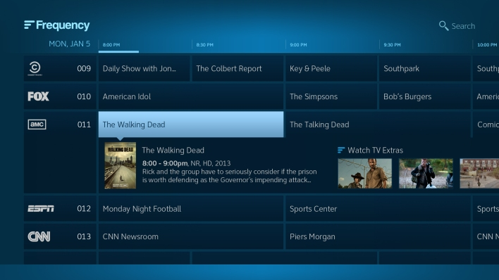 Cable operators and TV manufacturers could soon add short-form online video content to their TV programming guides, thanks to a new SDK from Frequency.
