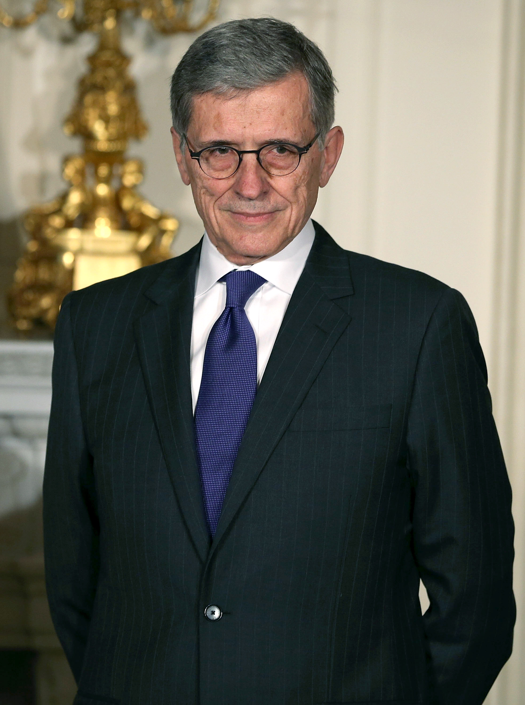 FCC Chairman Tom Wheeler. Photo by Mark Wilson/Getty Images