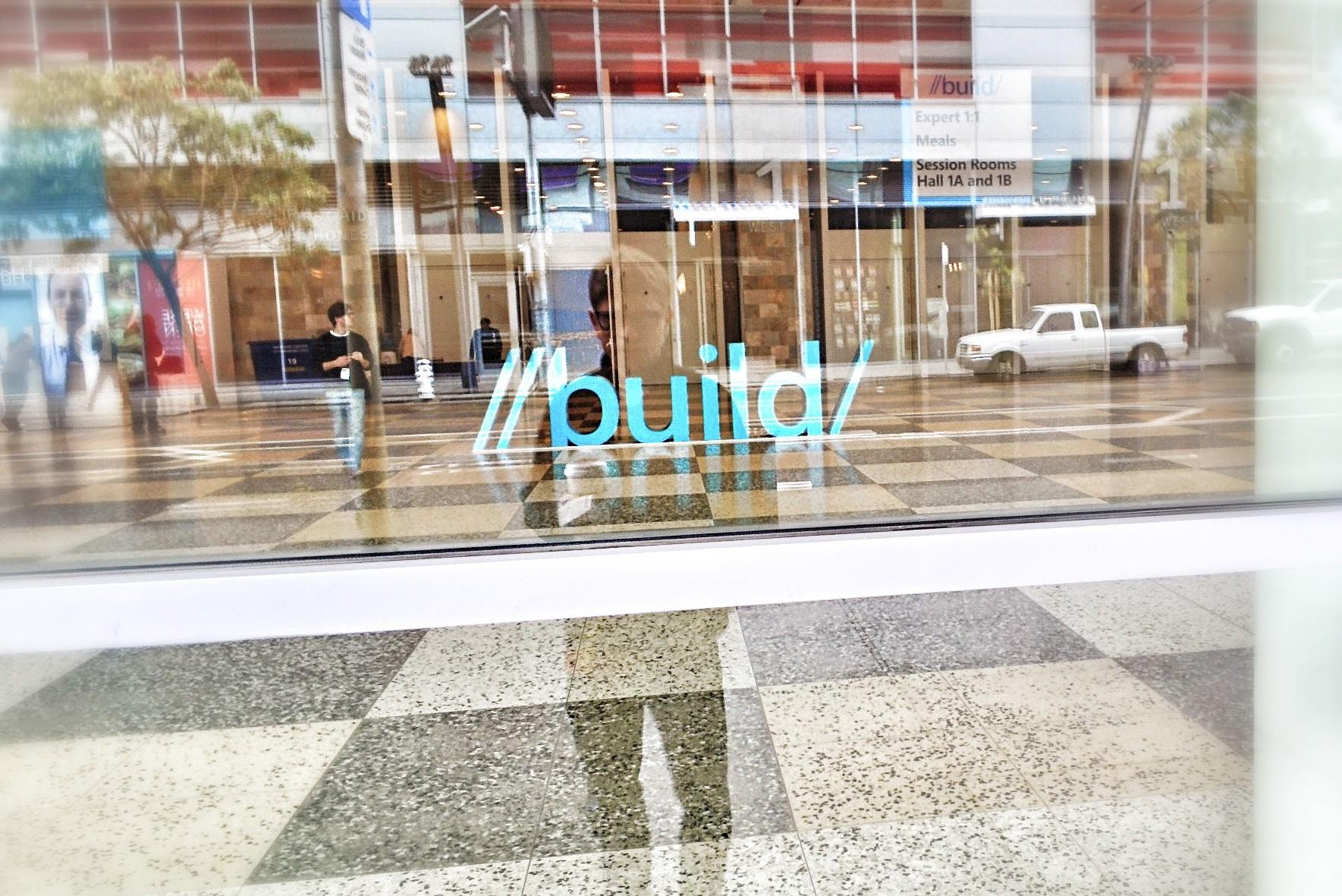 Outside Build 2014