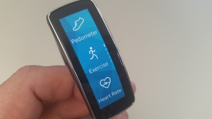 Gear Fit modes vertical