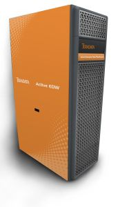 The latest Teradata appliance.