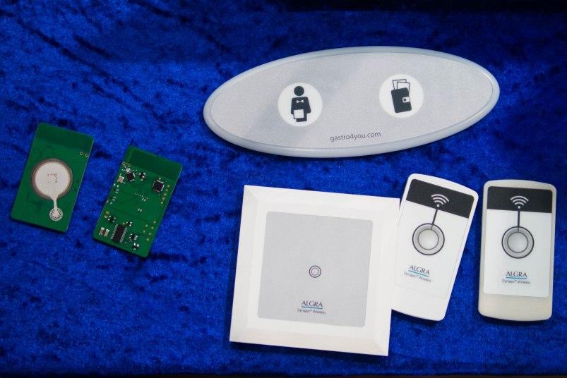 Algra piezo switches