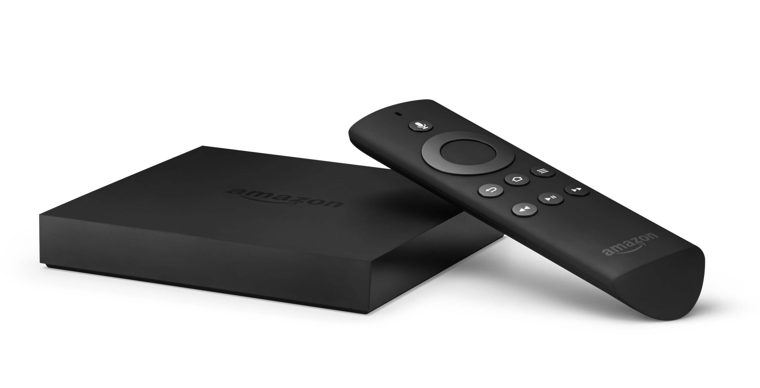 Amazon Fire TV Close Up