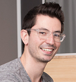 Secret's co-founder and head designer Chrys Bader