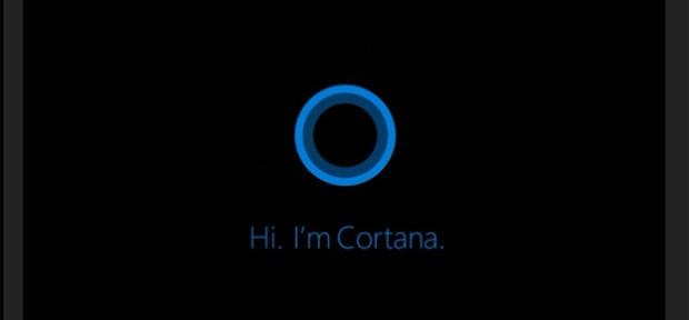 cortana says hi
