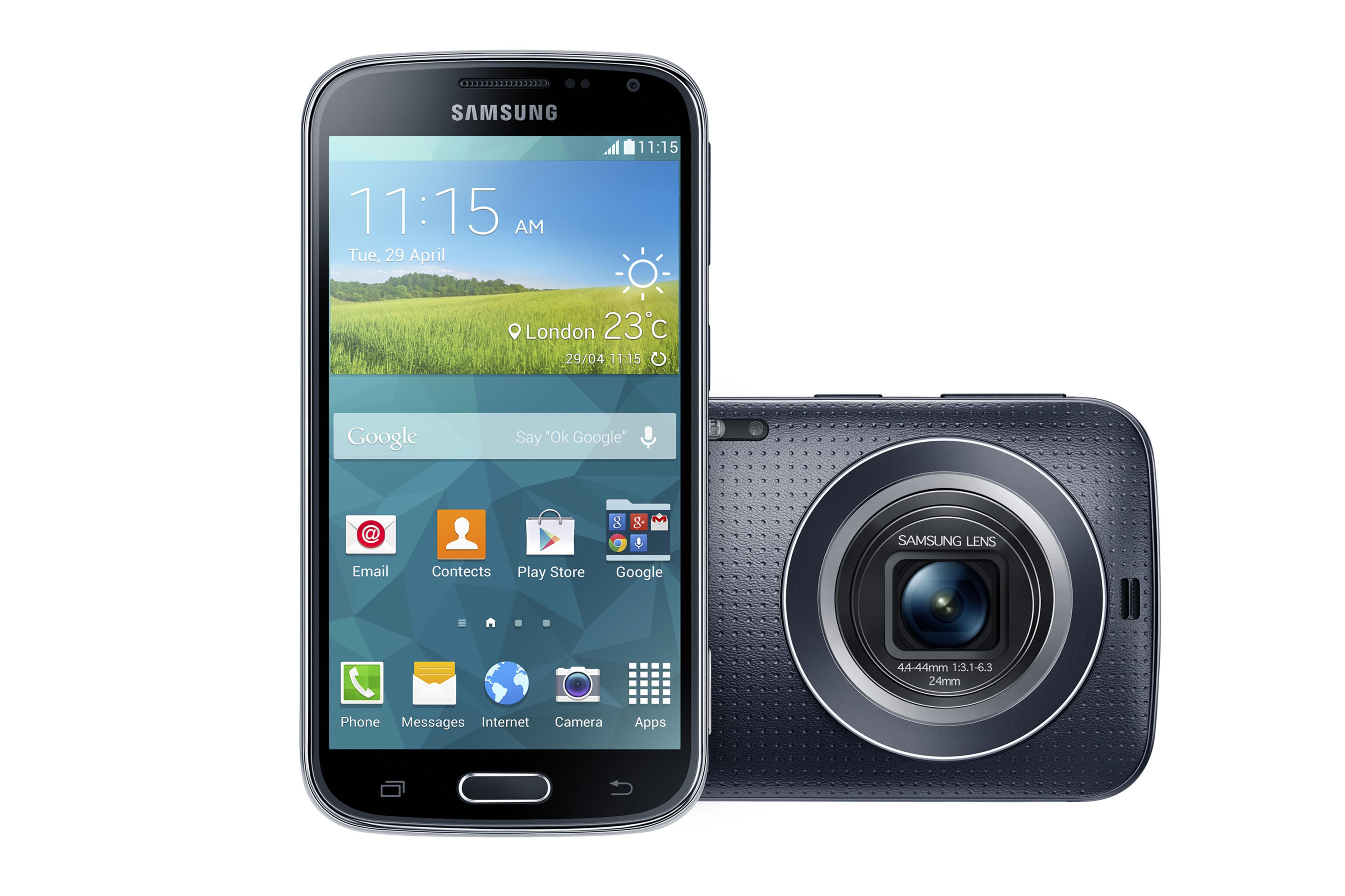 Galaxy K zoom_Charcoal Black_900px