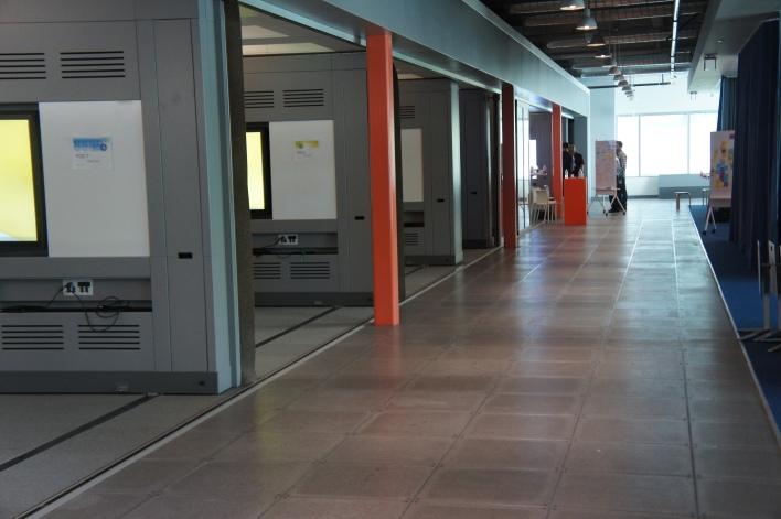GE's design center in San Ramon, Calif.