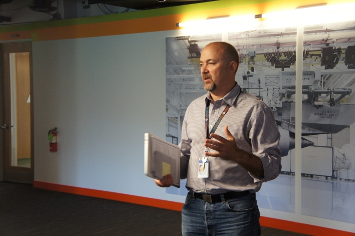 GE's Chief Experience Officer, Greg Petroff