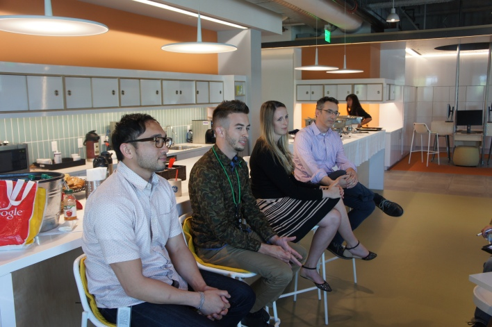 Young designers in GE's design center explain why they like working at GE.