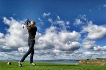 golf clouds