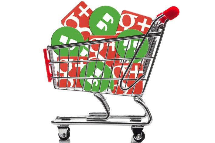 google-plus-shopping-cart