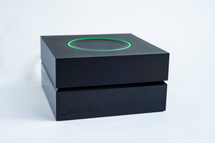 Gramofon Green Light