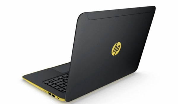 hp slatebook 14 back