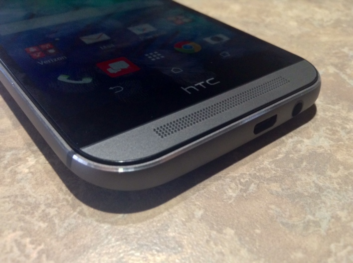 HTC One M8 build