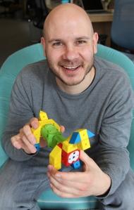 Kinematics CEO Matthias Bürger. Photo by Signe Brewster.