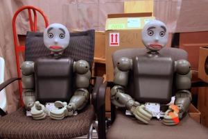 USC Viterbi robot open house