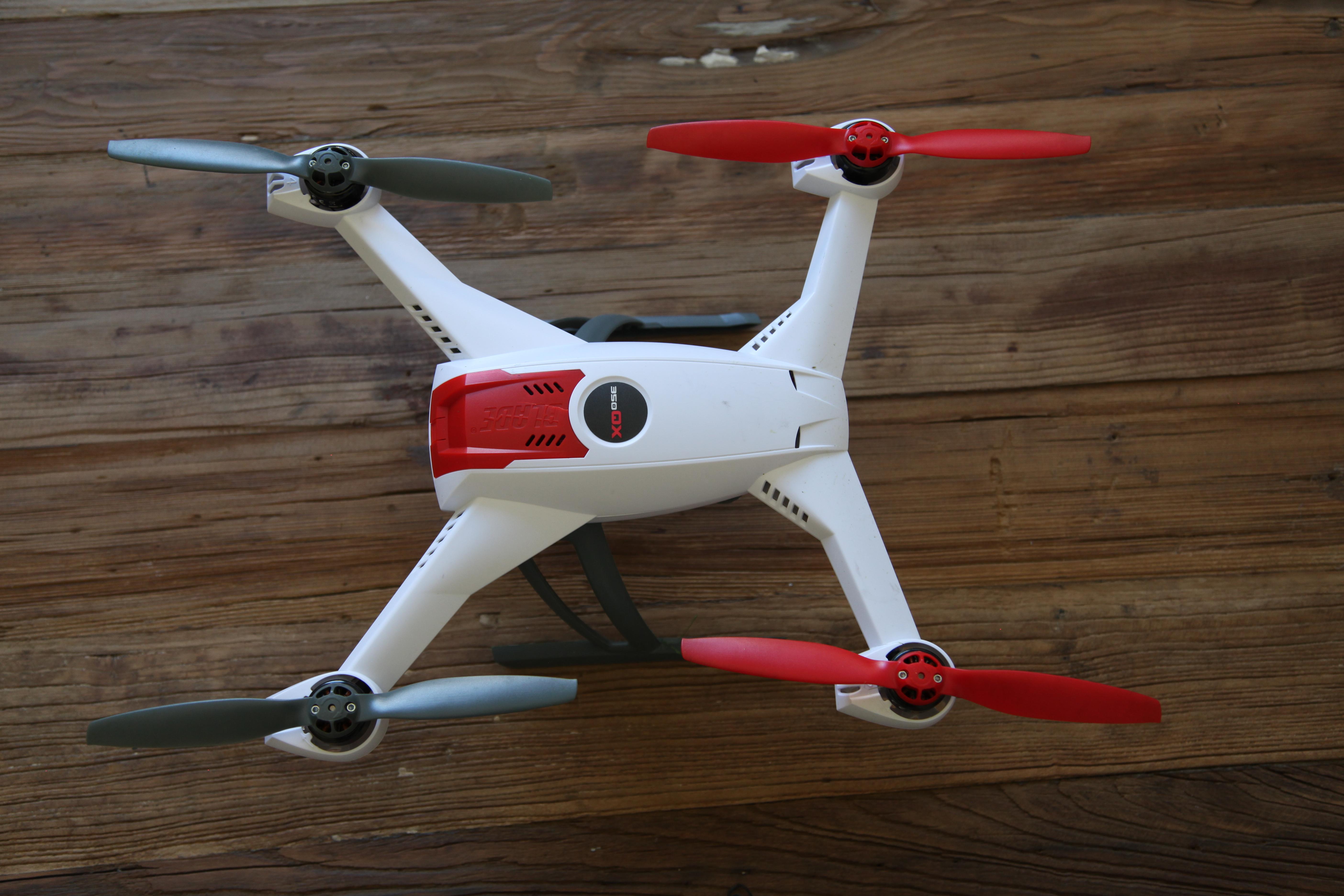 Blade 350 QX quadcopter