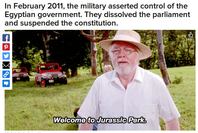 Jurassic Park - Egypt