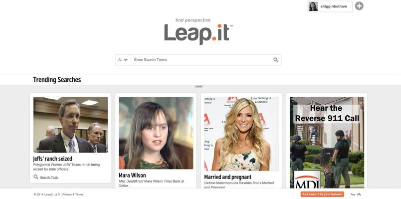 leaphomepage