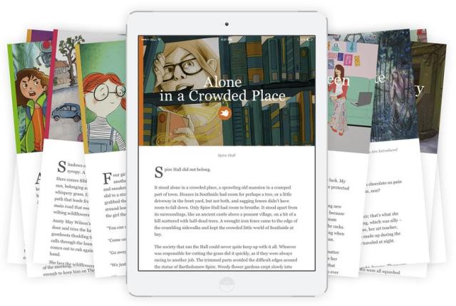 Storybird longform covers